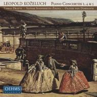 ピアノ協奏曲第1, 4, 5番 ドラトヴァ(p)O.V.ドホナーニ&スロヴァキア・シンフォニエッタ