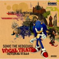 HMV&BOOKS onlineゲーム ミュージック/Sonic The Hedgehog Vocal Traxx Several Wills