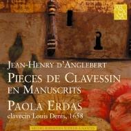 Pieces De Clavessin En Manuscrits: Erdas(Cemb)