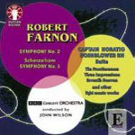 交響曲第2番、他 J.ウィルソン&BBCコンサート管弦楽団