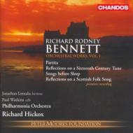 ベネット:管弦楽作品集Vol.1/ヒコックス(指揮)、フィルハーモニア