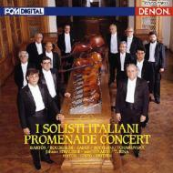 プロムナード・コンサート イタリア合奏団
