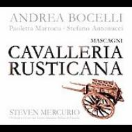 歌劇『カヴァレリア・ルスティカーナ』全曲 ボチェッリ、メルクリオ指揮