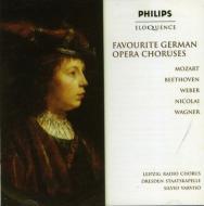 German Opera Choruses: Varviso / Skd Leipzig Radio Cho