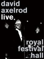 David Axelrod:Live At Royal Festival Hall