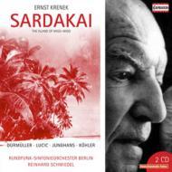 歌劇《サルダカイ》Op.206 ラインハルト・シュミーデル(指揮)、ベルリン放送交響楽団、他
