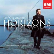 ピアノ作品集/Andsnes: Horizons-piano Pieces