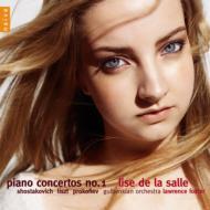 ショスタコーヴィチ:ピアノ協奏曲第1番、他 ラ・サール(p)フォスター&グルベンキアン財団管弦楽団
