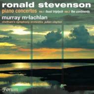 Piano Concerto, 1, 2: Laclachlan(P)Clayton / Chetham's So