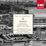 管楽器のための協奏曲集 シヴィル(hr)アドニー(fl)デル・マー&ボーンマス・シンフォニエッタ