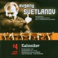 交響曲第2番 スヴェトラーノフ&ソ連国立響