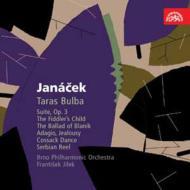 タラス・ブーリバ、アダージョ、序曲『嫉妬』、他 イーレク&ブルノ・フィル