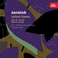 ラシュスコ舞曲集、弦楽のための組曲、他 イーレク&ブルノ・フィル