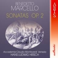 ソナタ集 op.2 ヒルシュ&アカデミア・クラウディオ・モンテヴェルディ・ヴェネツィア(2CD)