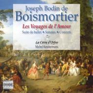ボワモルティエ:『キューピットの旅』 、ソナタ第5番、他 ラ・チェトラ・オルフェオ