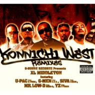 Konnichi-west Remixes