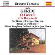 グリーディ:サルスエラ『農場』 メナ&ビルバオ交響楽団、他