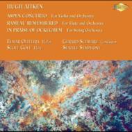 Aspen Concerto, Etc: Oliveira(Vn)Goff(Fl)Schwarz / Seattle So