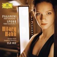 ヴァイオリン協奏曲第1番、他 ハーン、大植英次&スウェーデン放送響