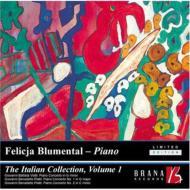 Piano Concerto.1, 2: Blumental(P)Guschlbauer / Salzburg So +viotti(Zedda)