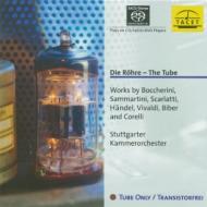 The Tube(真空管) バロック管弦楽曲集 シュトゥットガルト室内管