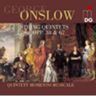String Quintet Op.38、67 Quintett Momento Musicale