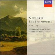 Sym, 1, 2, 3, Orch.works: Blomstedt / Sfso