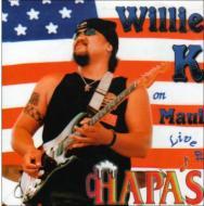 Willie K Live At Hapas