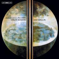 無伴奏ヴァイオリン・ソナタ ウルフ・ヴァリーン(3CD)