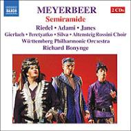 歌劇『セミラミスの確認(セミラーミデ)』 ボニング&ヴュテンベルグ・フィル、D.リーデル、他(2CD)
