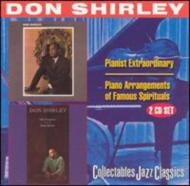 Don Shirley/Pianist Extraordinary / Pianoarrangements