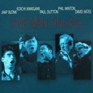 Five Men Singing
