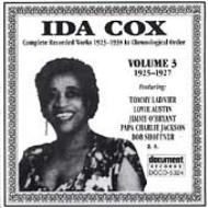 Complete Recorded Works: Vol.3 1925-1927