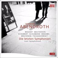 Last Symphonies: Abendroth Etc