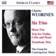 ウォーリネン:6つの三重奏曲 ザ・グループ・フォー・コンテンポラリー・ミュージック