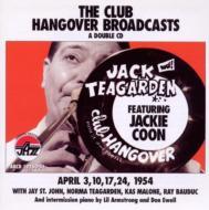 Club Hangover Broadcasts -April 3, 10, 17, 24 1954