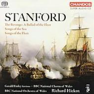『海の歌』『艦隊の歌』『艦隊のバラード』 フィンリー、ヒコックス