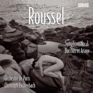 『バッカスとアリアーヌ』組曲、交響曲第2番 エッシェンバッハ&パリ管弦楽団