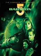 ワーナーTVシリーズ::バビロン5<サード>セット1