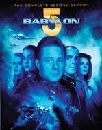 ワーナーTVシリーズ::バビロン5<セカンド>セット1