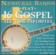 Play 16 Gospel All Time Favorites