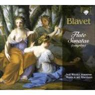 ブラヴェ:フルート・ソナタ全集 ウェンツ(traverso)ムジカ・アド・レーヌム(3CD)