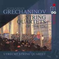 弦楽四重奏曲第3番、第4番 Utrecht Q