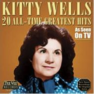 Kitty Wells/20 All Time Greatest Hits