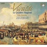 ヴァイオリン協奏曲集(四季、他) カルミニョーラ&ソナトリ・デ・ラ・ジョイオーサ・マルカ(3CD)