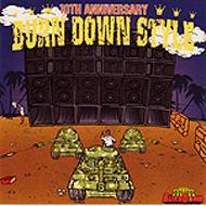HMV&BOOKS onlineBURN DOWN/Burn Down Style
