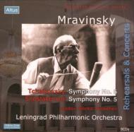 ムラヴィンスキー&レニングラード・フィル「リハーサル&コンサート」第2集(9CD)