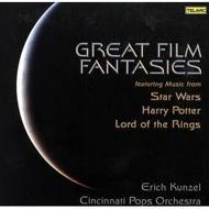 Great Film Fantasies: Kunzel / Cincinnati Pops O