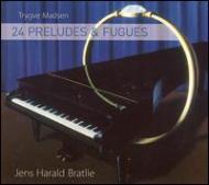 24 Preludes & Fugues: Bratlie(P)