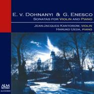 Violin Sonata.2, 3: Kantorow(Vn)上田晴子(P)+etc